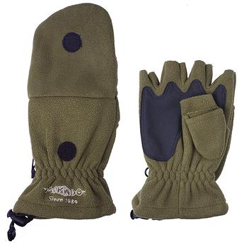 Перчатки с откидной варежкой MIKADO UMR-08G