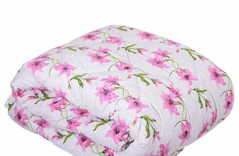 Одеяло цветное 195*215 Холлофайбер ARDA Company