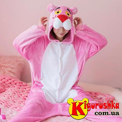Купить пижаму кигуруми для взрослых Розовая пантера в Киеве в Интернет  магазин Kigurushka c33cde36ae81e