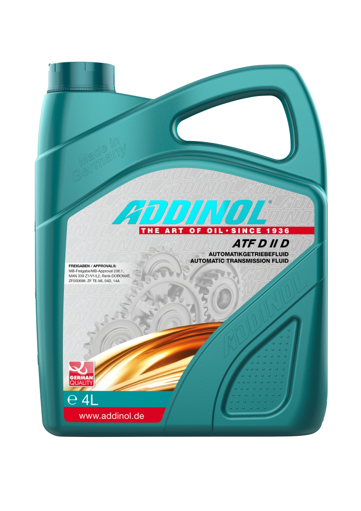 ADDINOL ATF D II D 4л