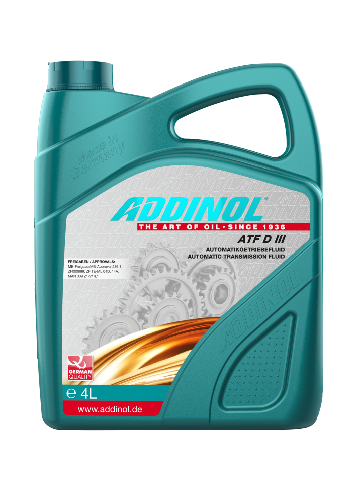 ADDINOL ATF D III 4л
