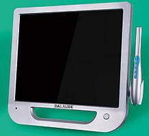 Dalaude DA-100W gray монитор 17 дюймов с интраоральной камерой