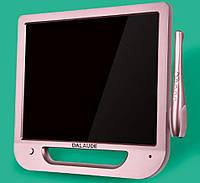 Dalaude DA-100W rose монитор 17 дюймов с интраоральной камерой, фото 1