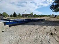 Весы автомобильные 80 тонн 20 метров электронные для сцепки, фото 1