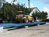Весы автомобильные 14 м (40) 60 т для полуприцепов, еврофур ВА14-80, фото 5