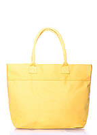 Коттоновая сумка POOLPARTY Paradise yellow-none