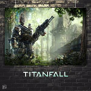 Постер TitanFall, Тайтнфолл, Титанфолл (60x85см)