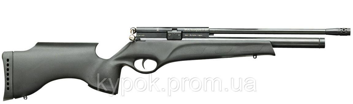 BSA Пневматическая винтовка BSA Guns Scorpion SE Tactical (14400052)