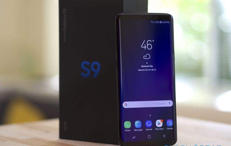256f8a5c2895d Мобильный телефон Samsung Galaxy S9, цена 2 667,75 грн., купить в ...