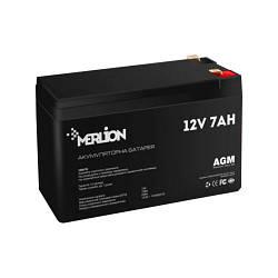 Аккумулятор бесперебойного питания 7 А/ч (12В)