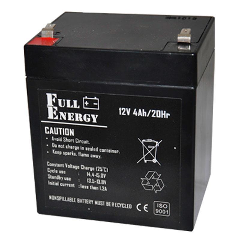 Акумулятор безперебійного живлення Full Energy FE-4 Ач