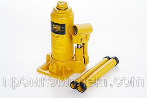 Домкрат гідравлічний пляшковий стандарт 3т (180-350мм)