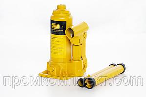 Домкрат гідравлічний пляшковий стандарт 2т (158-308мм)