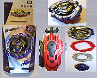 5 сезон Dead Hades.11T.Z '  (B125) Beyblade Burst B-125 Random Booster Vol.12