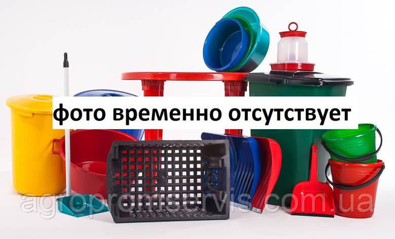 """Емкость круглая с декором 2,5л. """"Полимер"""", фото 2"""