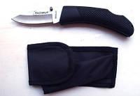 Нож складной с чехлом N-857