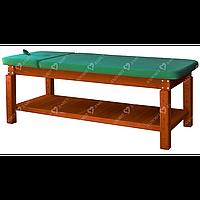 Стол массажный деревянный ДМ (Завет)