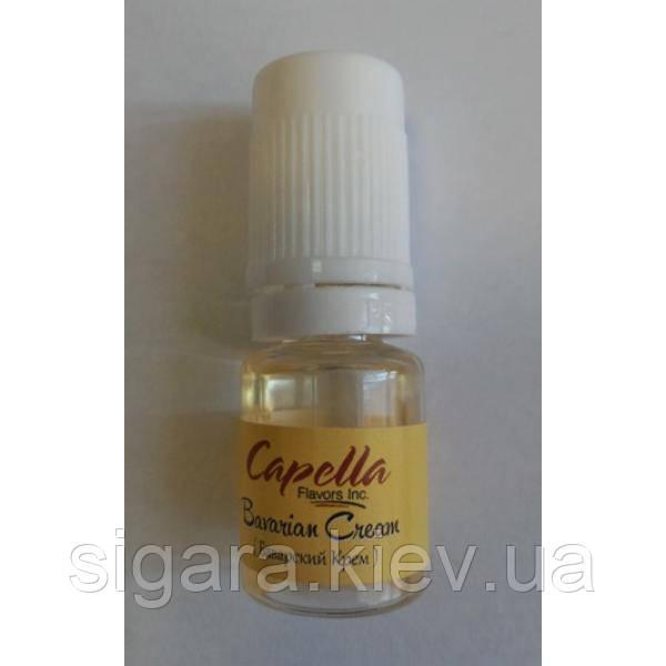 Bavarian Cream ( Баварский крем) Capella - 5 мл
