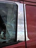 Накладка на стойку двери и спалку Volvo FH4