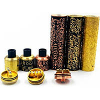 Мехмод Rogue USA V4 Kit Gold Black (High copy), фото 2