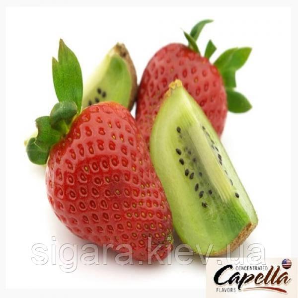 Kiwi Strawberry with Stevia (Киви и Клубника) - Capella, 5 мл