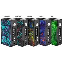 Voopoo Black Drag Resin 157W Rainbow, фото 2