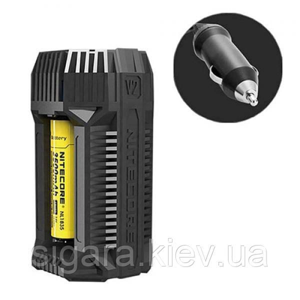 Зарядное устройство Nitecore V2
