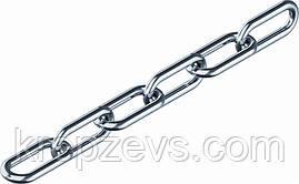Длиннозвенная цепь Ф4 из стали А4