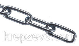 Длиннозвенная цепь Ф6 из стали А4
