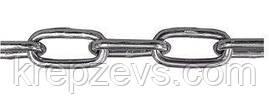 Длиннозвенная цепь Ф7 из стали А4