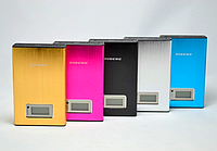 Внешний аккумулятор Power Bank P-910 Pineng 11200 mAh Original 5 цветов