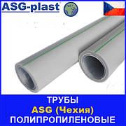 Труба полипропиленовая для отопления и водоснабжения ASG-PLAST (Чехия)