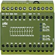 720300 Реле безпеки PILZ PST 4 24 V DC 6N/O 4N/C