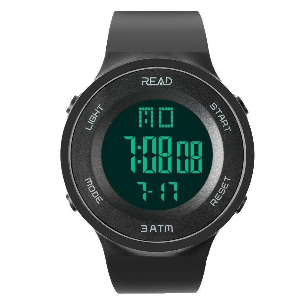 Часы наручные Timemaker спортивные цифровые кварцевые унисекс