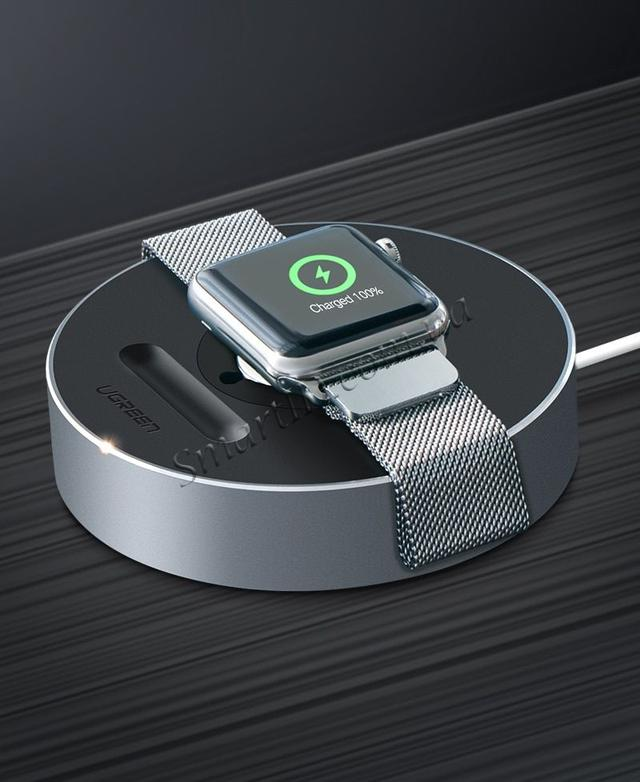 Док станция Ugreen LP119 подставка для зарядки/держатель для зарядки Apple Watch 30749 Черный
