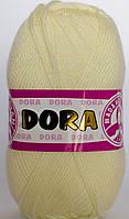 Madame Tricote Paris Dora № 005 молочный