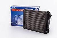 Радиатор отопителя 2101, 2102, 2103, 2106 алюминиевый узкий АТ (печки)