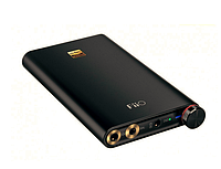 ЦАП и усилитель FiiO Q1II DAC and Headphone Amplifier Black