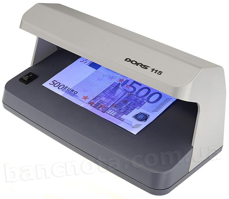 DORS 115 Детектор валют
