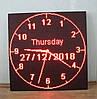 Графические часы, фото 2