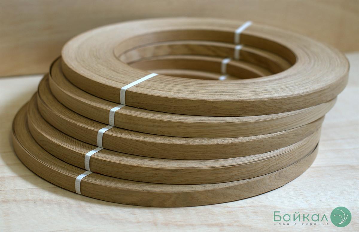 Кромка мебельная Дуб(натуральный) - без клея