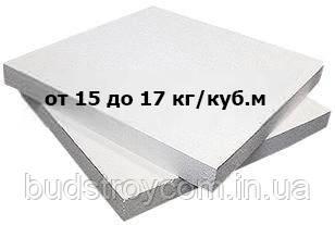 Плити пінополістирольні КРЕАТІВ ПЛАСТ М-35 15кг 1000х500х50мм