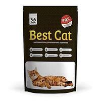 Силикагелевый наполнитель Best Cat White 3.6л. (1.33 кг.)