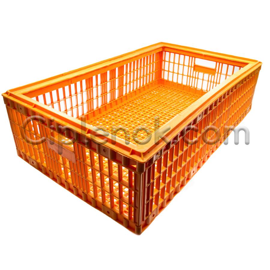 Ящик для перевозки живой птицы 96х57х27 (открытый)