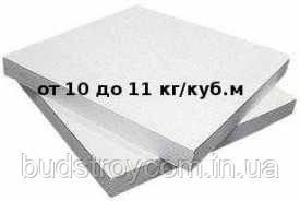 Плити пінополістирольні КРЕАТІВ ПЛАСТ ПСБ-С 11кг 1000х500х100мм