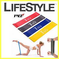 Набор резинок для фитнеса TTCZ  4 штук в комплекте
