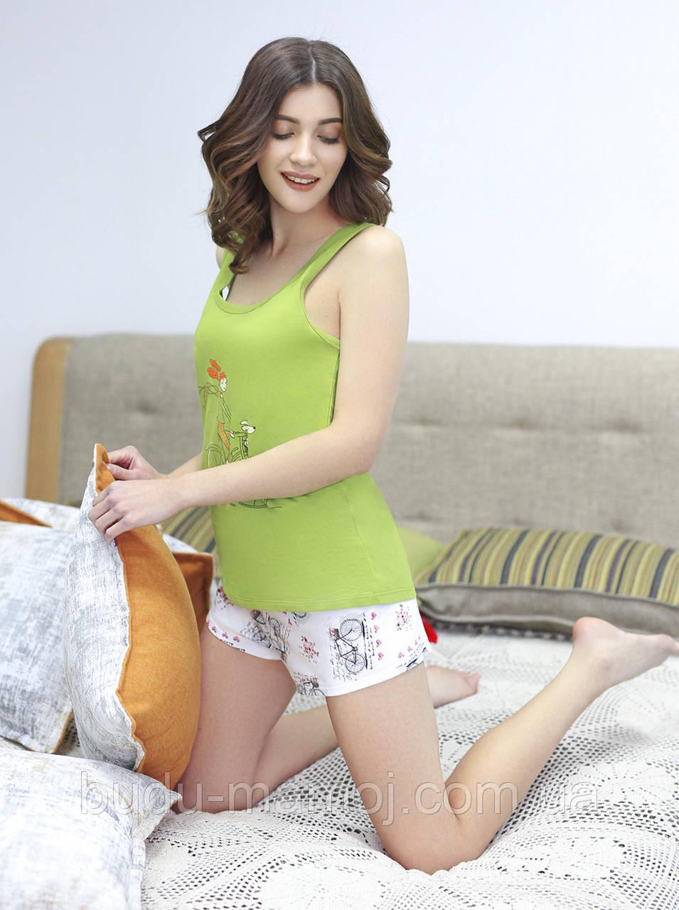 Одежда для дома майка шорты пижама отличное качество