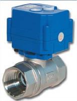 Кран с электроприводом 20SBD3-QJ1-10304B-1/2 TKC