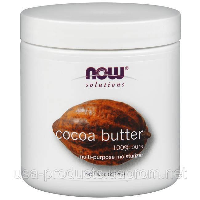 Какао масло 100% натуральное для волос