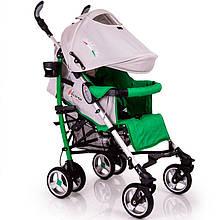 Детская прогулочная коляска трость DolcheMio-SH638APB Green